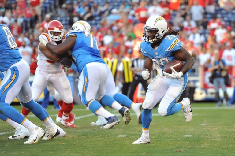 Melvin Gordon To Get Help From An Old Friend