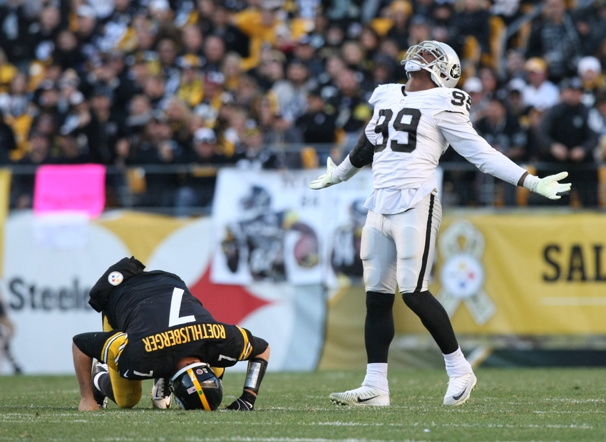 Raiders' Aldon Smith under investigation over 'domestic incident,' report says