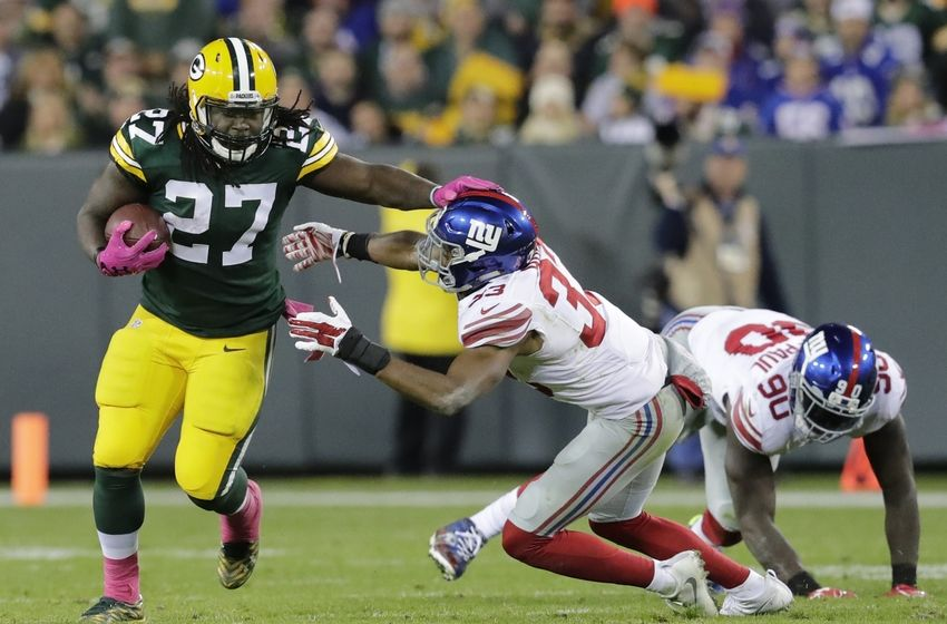 Will Eddie Lacy be a Green Bay Packer in 2017?