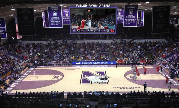 Northwestern Athletics