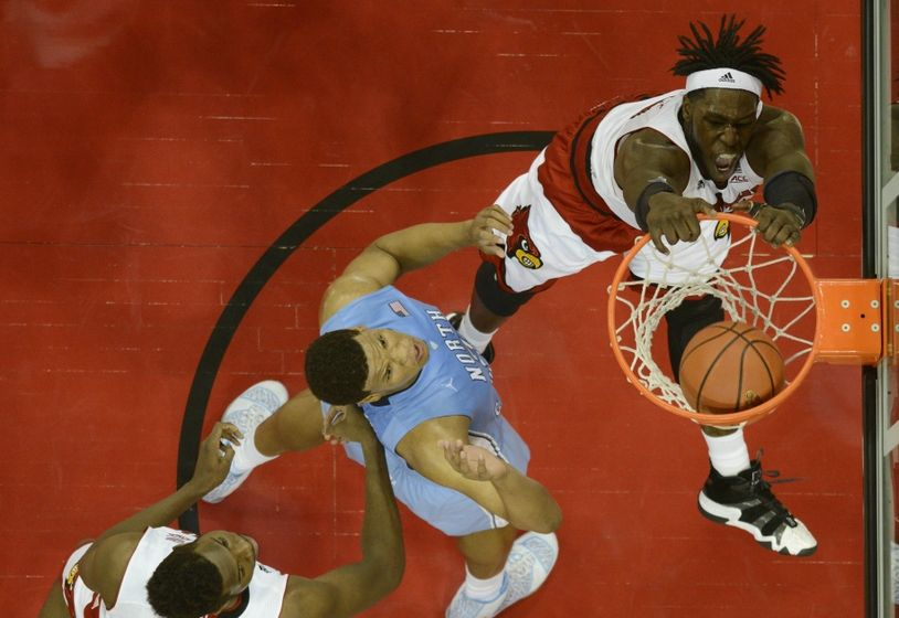 Dunk of the Weekend  Montrezl Harrell Finishes the Alley-Oop for the    Kennedy Meeks Dunk