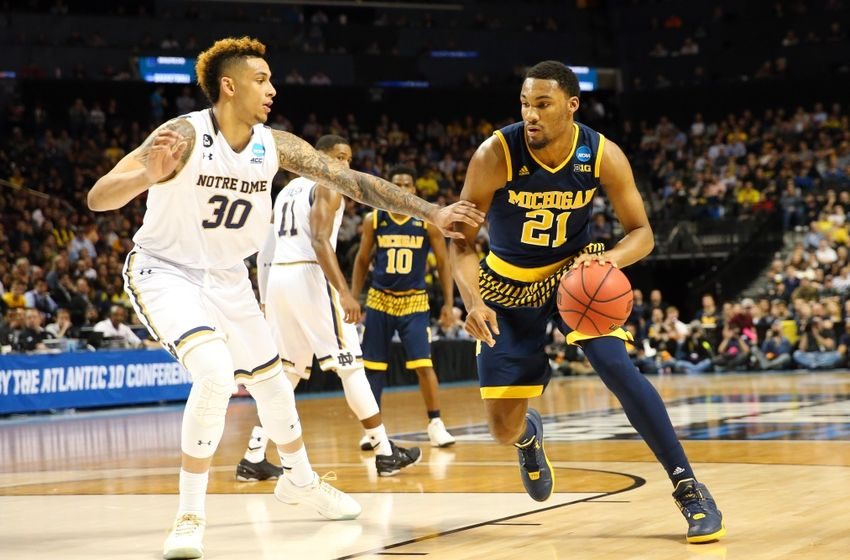 Michigan Basketball: The Wolverines' X-Factor, Zak Irvin