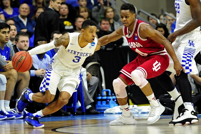 Kentucky Basketball Top 5 Point Guards Of The John: 2016 NBA Draft: Top Five Point Guards