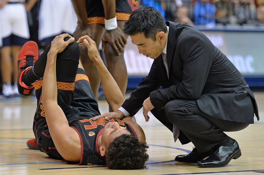 Don Best - NCAA Basketball Injuries