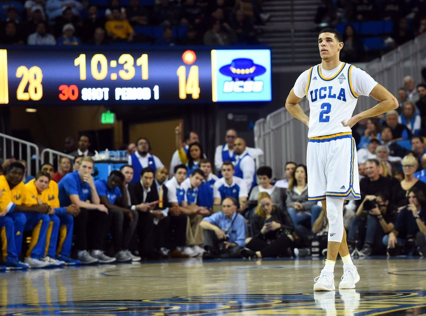 UCLA Basketball: Comparing Lonzo Ball and a young Jason Kidd