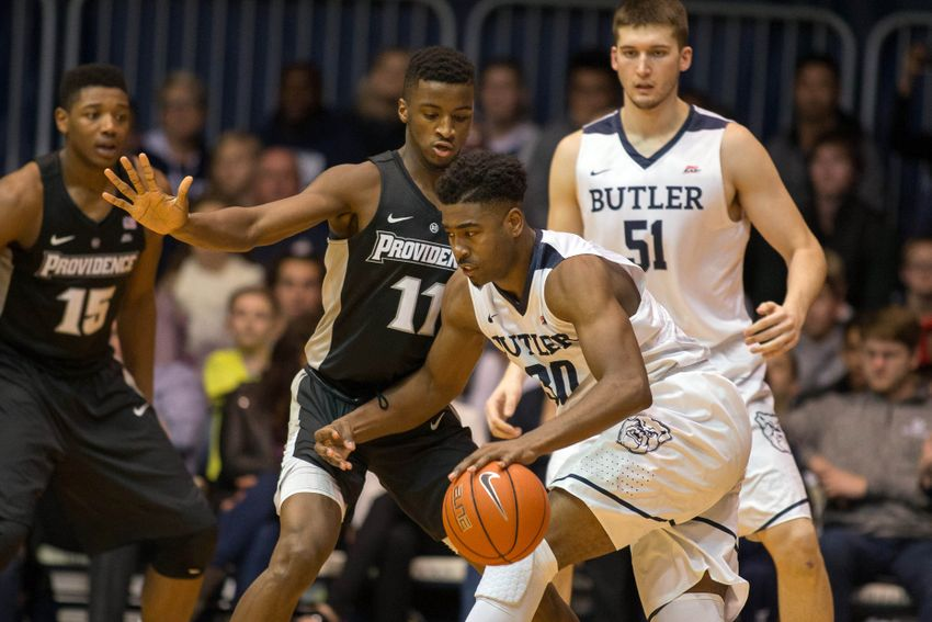 Men's college basketball roundup: Butler knocks off No. 1 Villanova