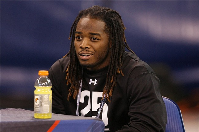 Alabama running back Trent Richardson