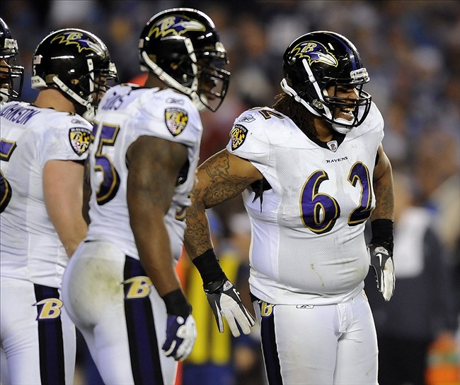 San Diego Chargers Baltimore Ravens: Alabama Football: Tide Players In The NFL