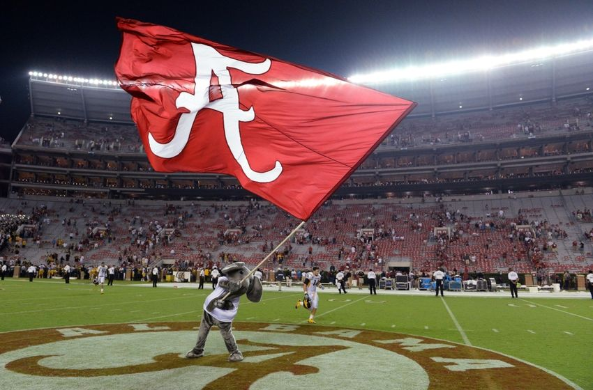Crimson Tide Lands Reps on ESPN All-American, All-SEC Teams