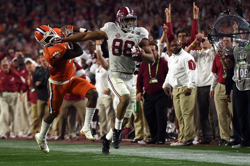 No. 1 Alabama faces No. 16 Auburn in Iron Bowl