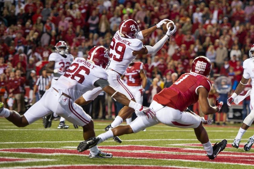 Alabama Crimson Tide: Players of the Game, Week 6