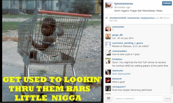 tyler-manawaroa-racist-instagram-post