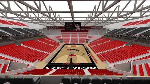 Initial Renderings Of Fifth Third Arena Renovations Revealed