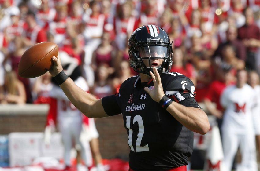 college football ofds cincinnati college football schedule