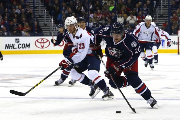 Washington Capitals Metro Division Preview - Columbus Blue Jackets