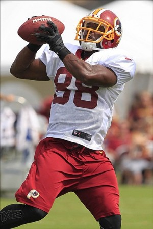 Pierre Garcon is dangerous...when healthy. Image Credit: Geoff Burke-USA TODAY Sports