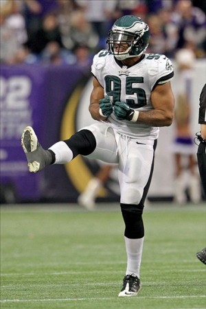 Mychal Kendricks will need to stay hot for the Eagles to make the playoffs. Mandatory Credit: Brace Hemmelgarn-USA TODAY Sports