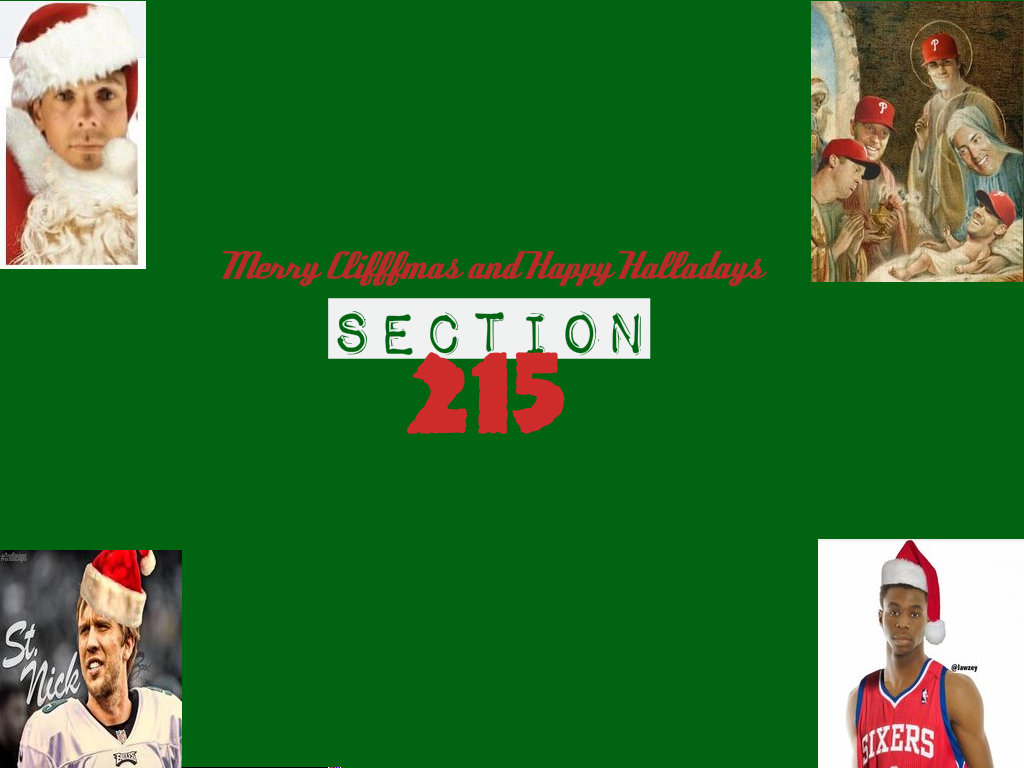 section 215 christmas logo