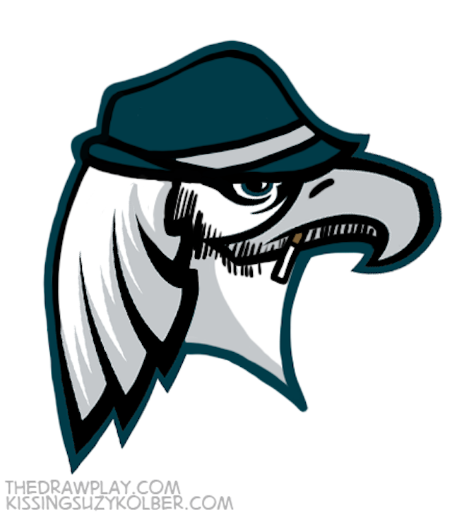 Eagle logo nfl - photo#10