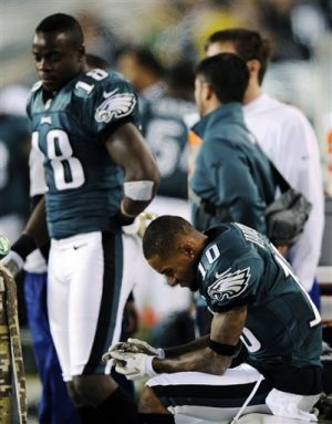 Could a productive 2014 season from Jeremy Maclin, push DeSean Jackson out of Philly?