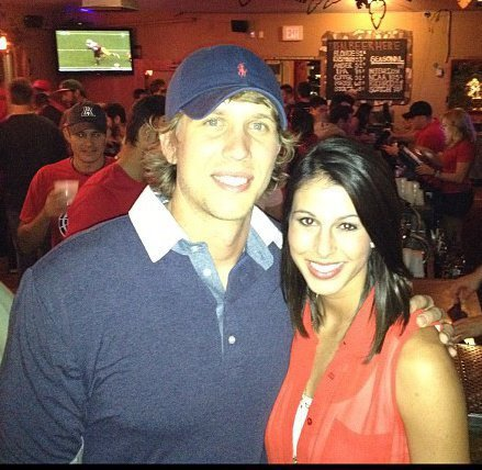 foles engaged