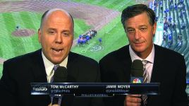Jamie Moyer won't return as a Phillies broadcaster