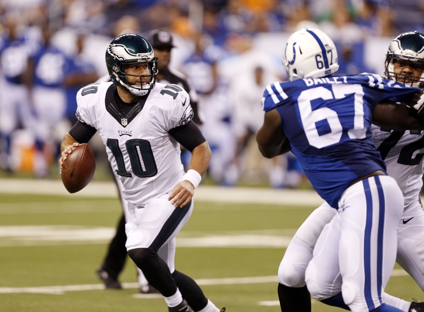Carson Wentz named starting quarterback for the Eagles