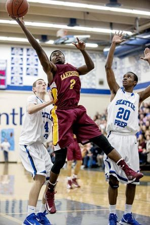 2014 Tramaine Isabell Receives First Division 1 Offer