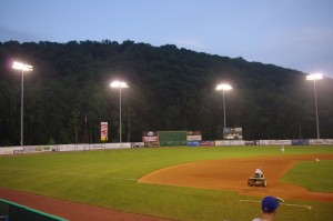 Bowen Field in Bluefield, West Virginia. Mandatory Credit: Jay Blue