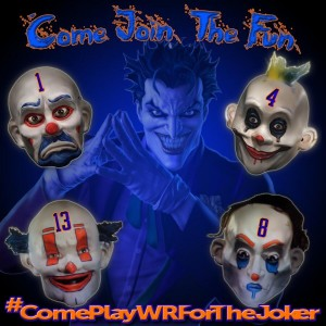 Play For The Joker