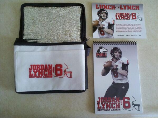 Jordan Lynch Heisman campaign package