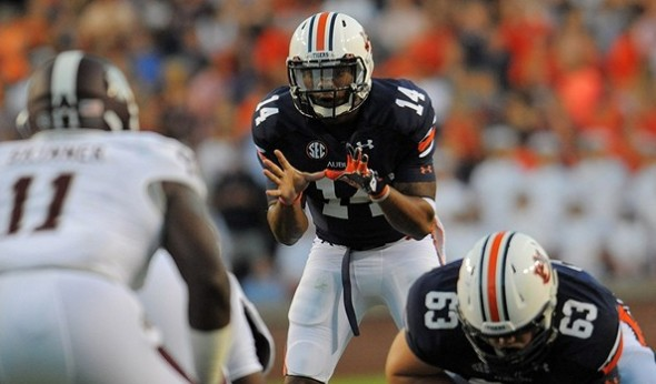 Auburn's Marshall Faces Toughest Test In LSU