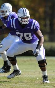 Furman LT Dakota Dozier