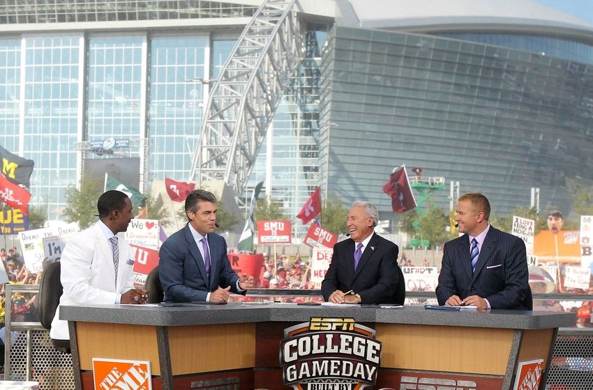 college football tv schedule today espn football college