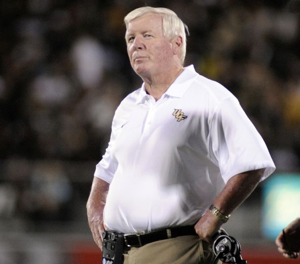 former ucf assistant george o leary isn t