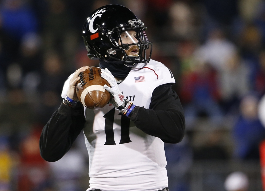 Top 10 group of five quarterbacks to watch out for in 2015 for Butlers kiel