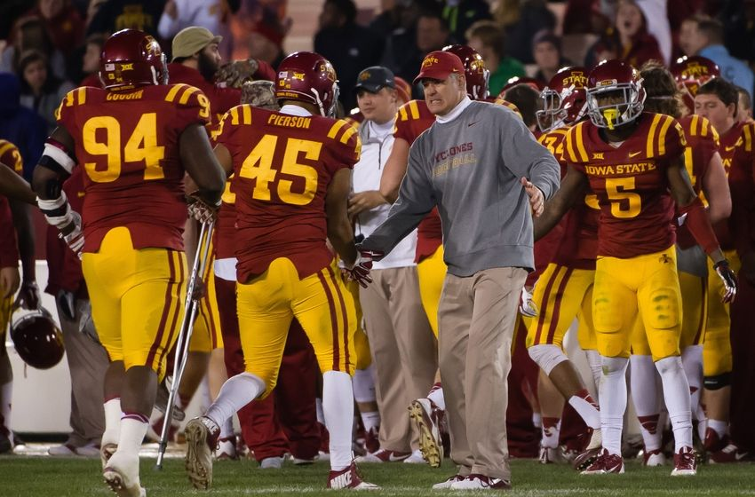 Iowa State Cyclones: 2015 Team Preview and Prediction