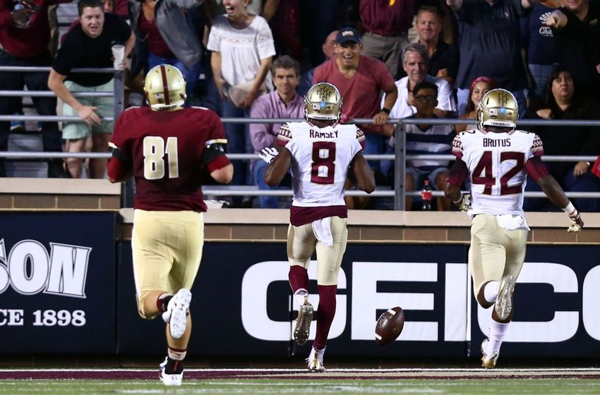 bc football score live college football network