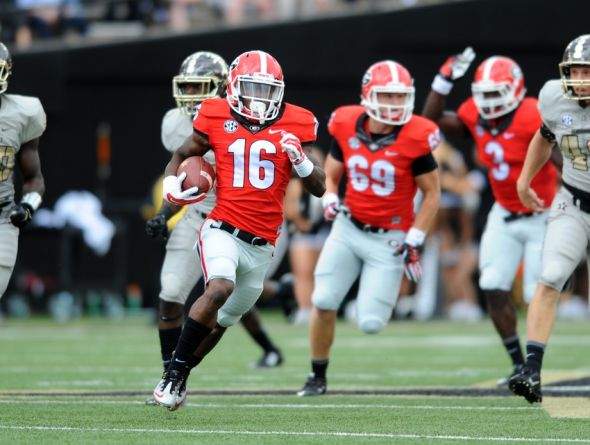 Georgia football in trouble again, several players named ...