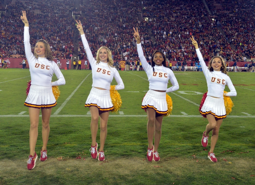 50 Hottest College Football Cheerleaders Of 2015 Photo