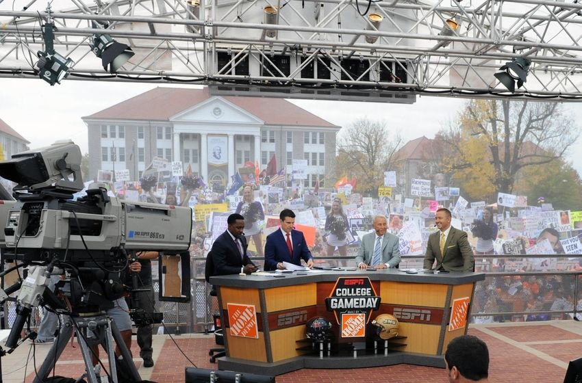 where is espn college gameday this saturday ncaa football 16