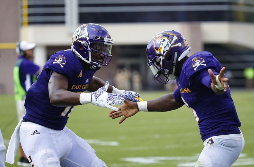 east carolina state football