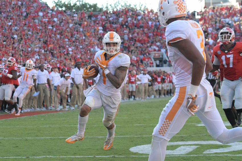 Vols prepare for game against Tennessee Tech after losing to SC