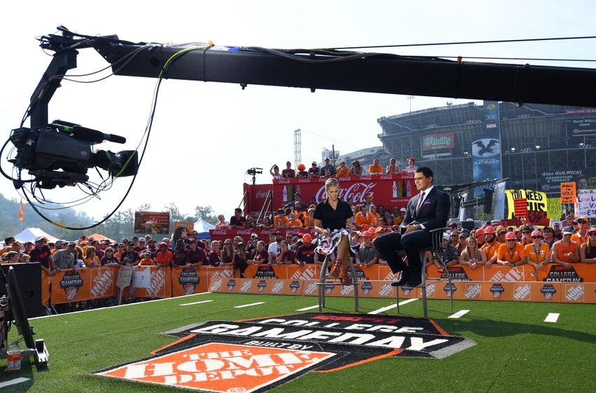 college football week 10 schedule where is college gameday today
