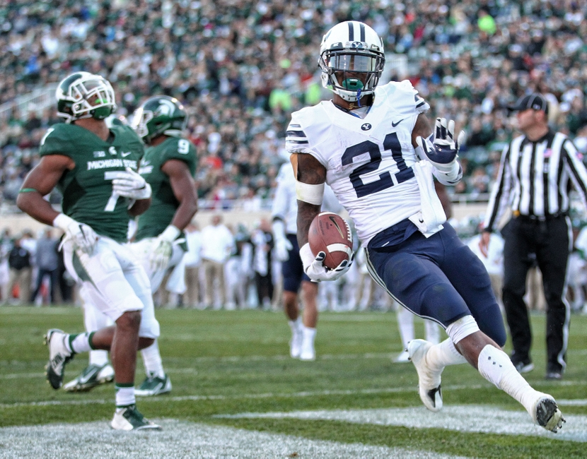 7bd67f017 BYU s Jamaal Williams is College Football s Most Overlooked Running ...