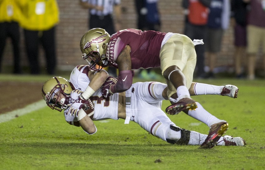 AP TOP 25 TAKEAWAYS: Clemson stumbles and 'Bama clinches