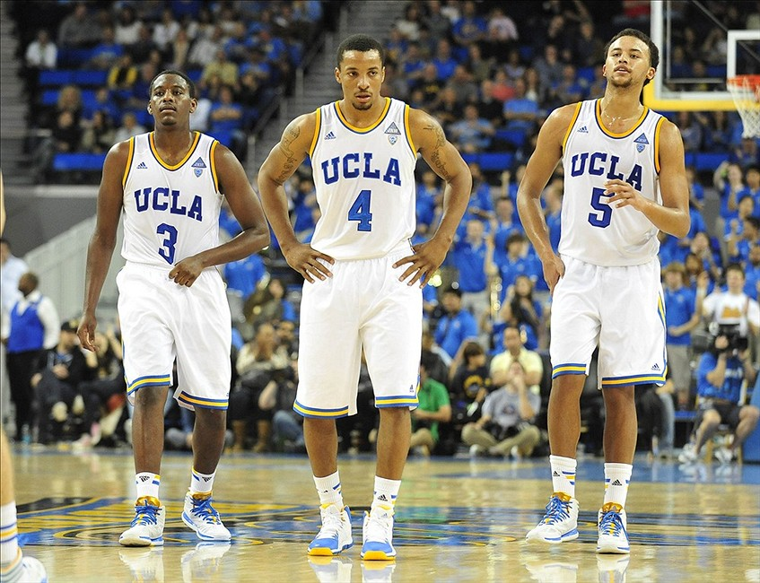 UCLA Bruins Basketball Gets In Pac-12 Race, Sweeps Bay ...