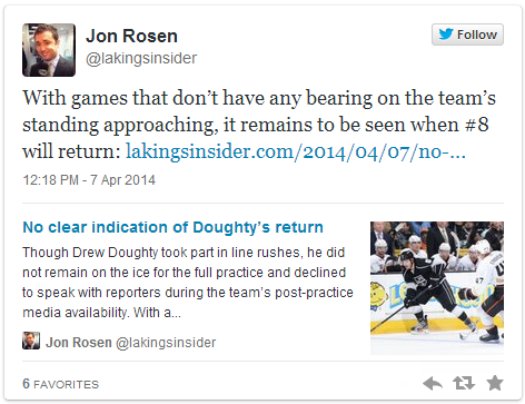 Doughty tweet 3