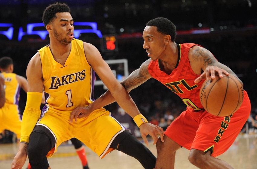 Free NBA Pick to Click: Atlanta Hawks at Los Angeles Lakers