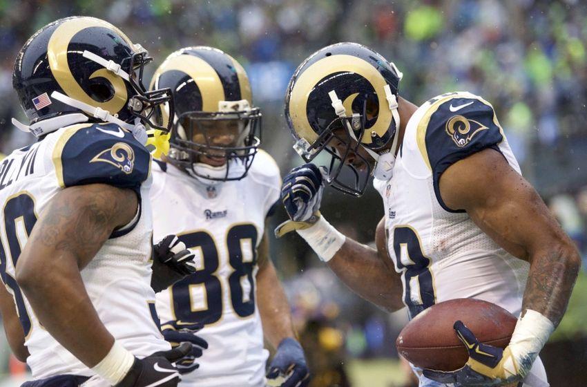 Los Angeles Rams Kenny Britt GAME Jerseys